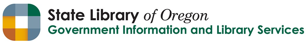 State Library of Oregon, Government Information and Library Services